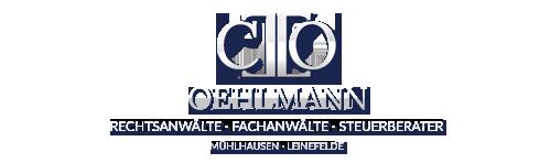 Familienrecht – OEHLMANN Fachanwaelte Logo